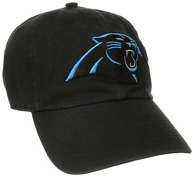Carolina Panthers 47 Brand Clean Up MVP Adjustable On Field Cotton Hat Cap  NFL 4f3ac8be3