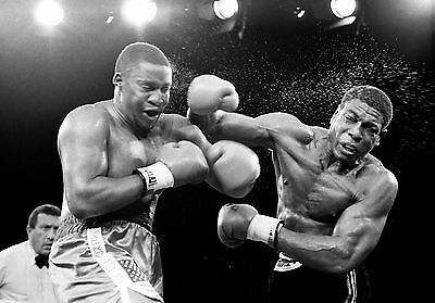 Frank Bruno Boxing Poster 1 (Sizes-A5-A4-A3-A2) + Free Surprise A3 Poster