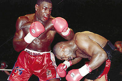 Frank Bruno Boxing Poster 3 (Sizes-A5-A4-A3-A2) + Free Surprise A3 Poster