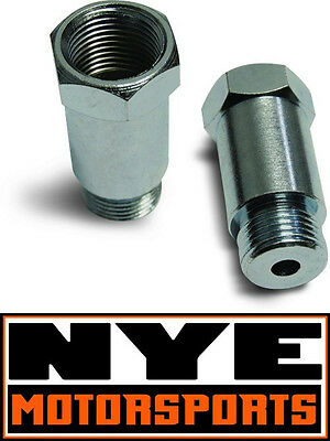 02 Oxygen Sensor Spacer Bung HHO Extender M18x1.5 Extension Off Road Only