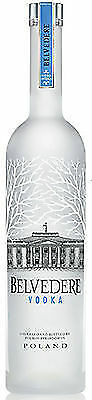 Belvedere Vodka Poland 1000 Ml 1 L