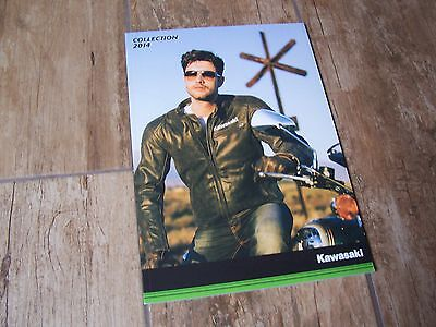 Catalogue   / Brochure KAWASAKI Collection 2014  //