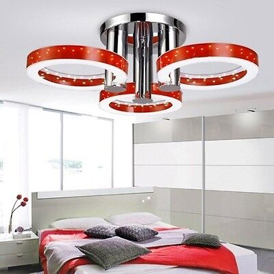 Clearance!!!  LED Luxury Round Pendant Chandelier Ceiling Lamp Lighting Fixture