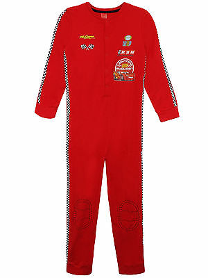Superb Disney Boys Pure Cotton Disney Cars Overall Nightie