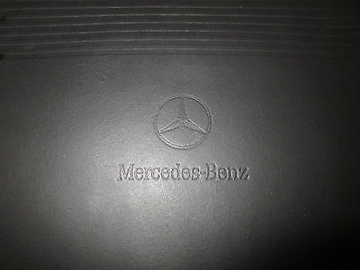 Mercedes Benz leather case for owners manual OEM folder