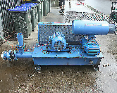 BOC Edwards Hibon Roots type blower Type XN 8045H 14200671