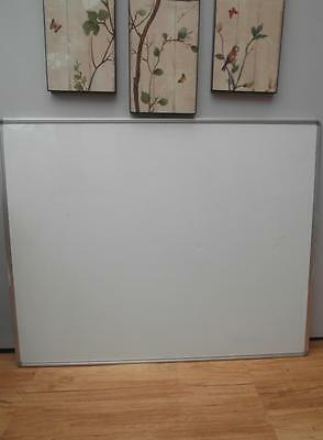 Large MAGNETIC Whiteboard for HOME Office or SCHOOL 150 x 120 Adelaide