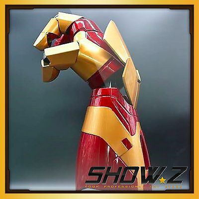 Lager Toys/Cattoys 1/1 Right Hand Iron Man MK42 Mark42 Wearable Gauntlet Arm