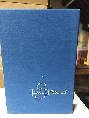 Jimmy Greaves Very Rare Special Signed Ltd Edition Greavsie