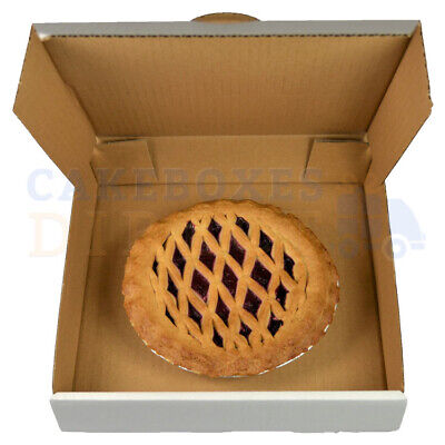 10 x 10 x 2.25 INCH CORRUGATED BOX CHEAPEST ON EBAY CHOOSE YOUR QUANTITY