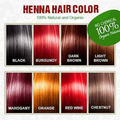 4607d4976 Henna Hair Dye/ Color - 100% Organic and Chemical free Henna for Hair