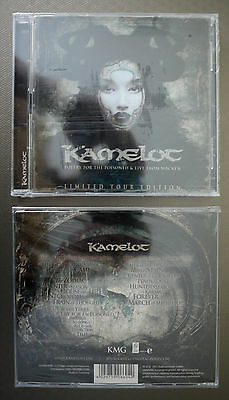 """Kamelot """"Poetry for the poisoned"""" Tour edition 2CD NEW sealed"""