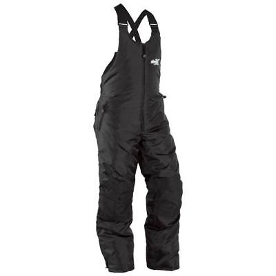 Castle X Mens Black Platform Insulated Snowmobile Bibs Pants Snocross