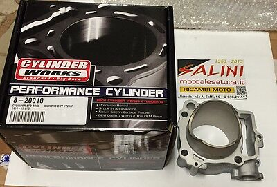 Cilindro Nudo KTM 350 EXC-F  2012 / 2013 - Cylinder Works 50001