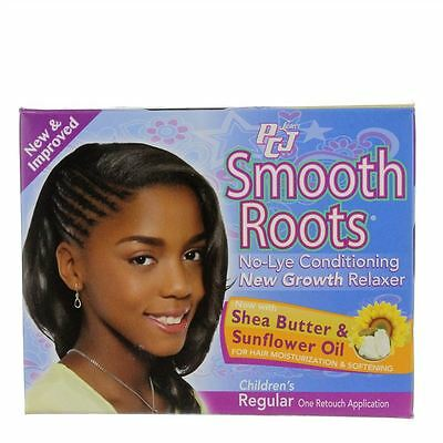 LUSTER´S - PCJ smooth roots child relaxer regular