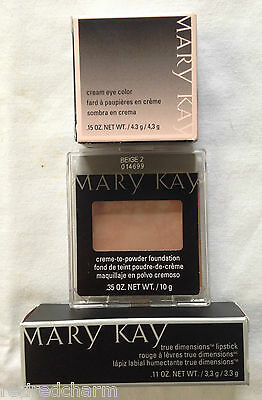 ❤️wholesale Mary Kay Makeup Lot Going Out Of Business Bundle Sale Retail $50 E❤️