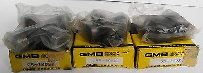 Lot of GMB Products (2)G5-105X & (1)G5-1203X Universal Joint Repair Kits