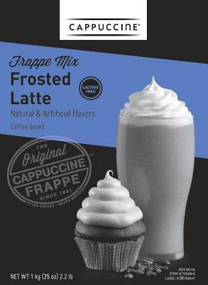 Frosted Latte Coffee Lactose Free (1kg bag)