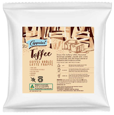 Extreme Toffee Coffee (1kg bag)