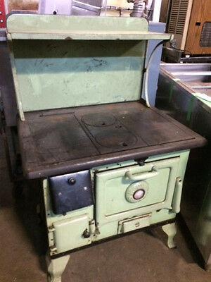 Antique wood buring oven - stove