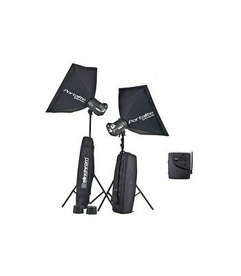 Elinchrom Kit 2 Flash Brx500 To Go
