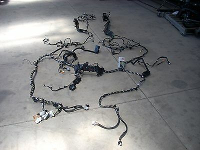 2013 Ford Focus Sedan Body Wiring Harness CV6T-14014 GENUINE OEM