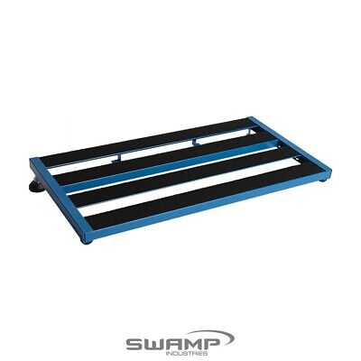 SWAMP Medium Guitar Effect Pedal Board Bridge - Fits up to 8 Pedals
