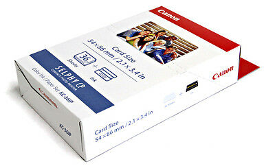 Genuine CANON Photo Printer Ink/Paper Set KC-36IP for SELPHY CP1200 910 900 800