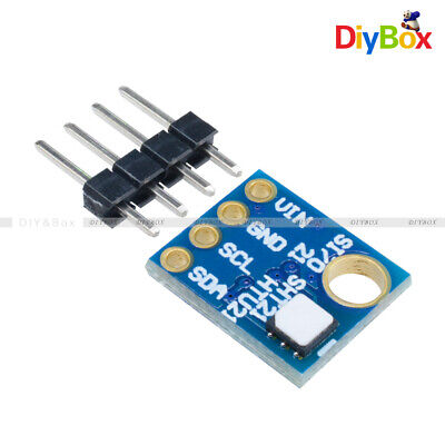 GY21-SI7021 Industrial High Precision Humidity Sensor Interface For Arduino