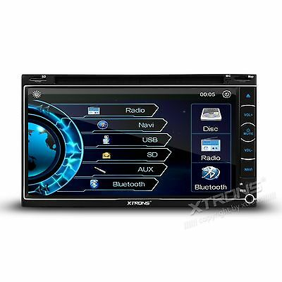 Sound System 2 Din Xtrons Gps Bluetooth Usb Sd Mp3 Hd 6.95 Eonon Erisin Usb Sd