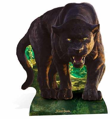 Bagheera Disney's The Jungle Book CARDBOARD CUTOUT / STAND UP / STANDEE Panther