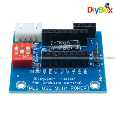 A4988/DRV8825 3D Printer Stepper Motor Driver Control Extension Boards D
