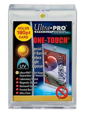 Ultra Pro Specialty Holders - One Touch Magnetic Card Holder - 180pt x 6