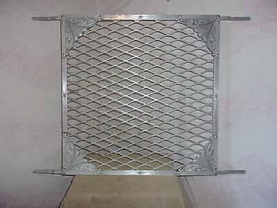 Vgt Aluminum Heavey Duty  Screen Door Grille Guard Ornate Architectural