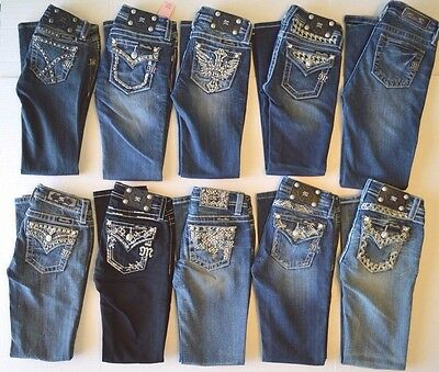Girl's Youth Miss Me Skinny Jeans