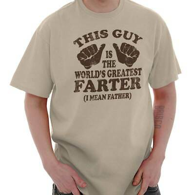 Farter Dad Shirt   World Greatest Father Day Gift Idea Smelly T Shirt