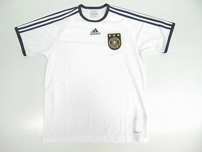 2008 2009 Adidas Team Germany home shirt jersey soccer football rare retro old S