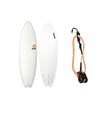Pack Surf FISH PINLINE TORQ 6'10'' + Leash - NEUF