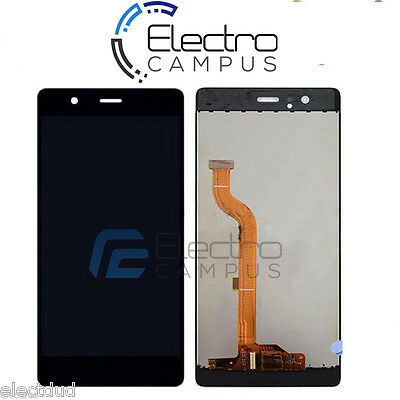 For Huawei P9 EVA-L09 L19 LCD Screen & Digitizer Assembly Replacement Black