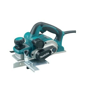 Makita KP0810CK Planer 82mm Heavy Duty Planer 110v or 240v In Case