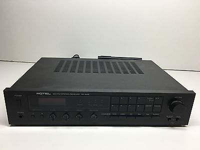 Rotel RX-845 Am-Fm Stereo Receiver  Vintage