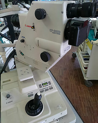 Canon CF-60UD Fundus Medical Systems Retinal Ophthalmic