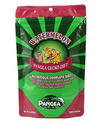 Pangea Fruit Mix™ Watermelon Mango Complete Gecko Food With Free US Shipping
