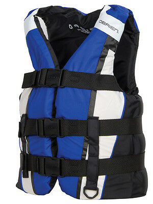 O'Brien Teen Nylon Life Vest - Blue