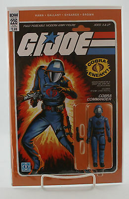G.I. Joe: A Real American Hero #226! Action Figure Sub Variant! IDW! NM! 2016