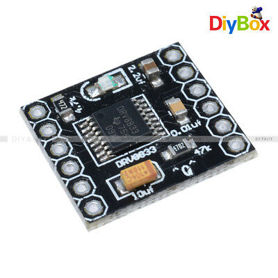 NEW DRV8833 2 Channel DC Motor Driver Module 1.5A for Arduino