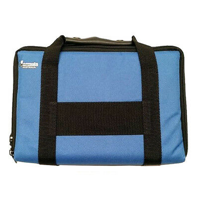 Formula Multi Pack Padded Dart Case Blue for Dart Flight Free Postage 405802