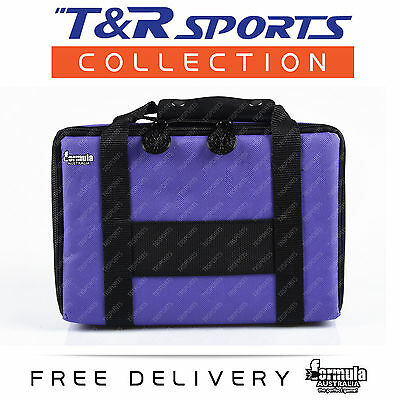 Formula Multi Pack Padded Dart Case Purple for Dart Flight Free Postage 405804