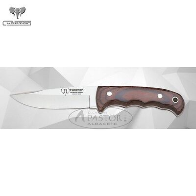 Cuchillo CUDEMAN caza-outdoor-supervivencia 147-L - CUDEMAN HUNTING KNIFE