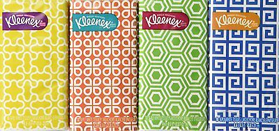 Kimberly-clark Corp (11975) Kleenex White Facial Tissue (Pack of 16) BRAND NEW